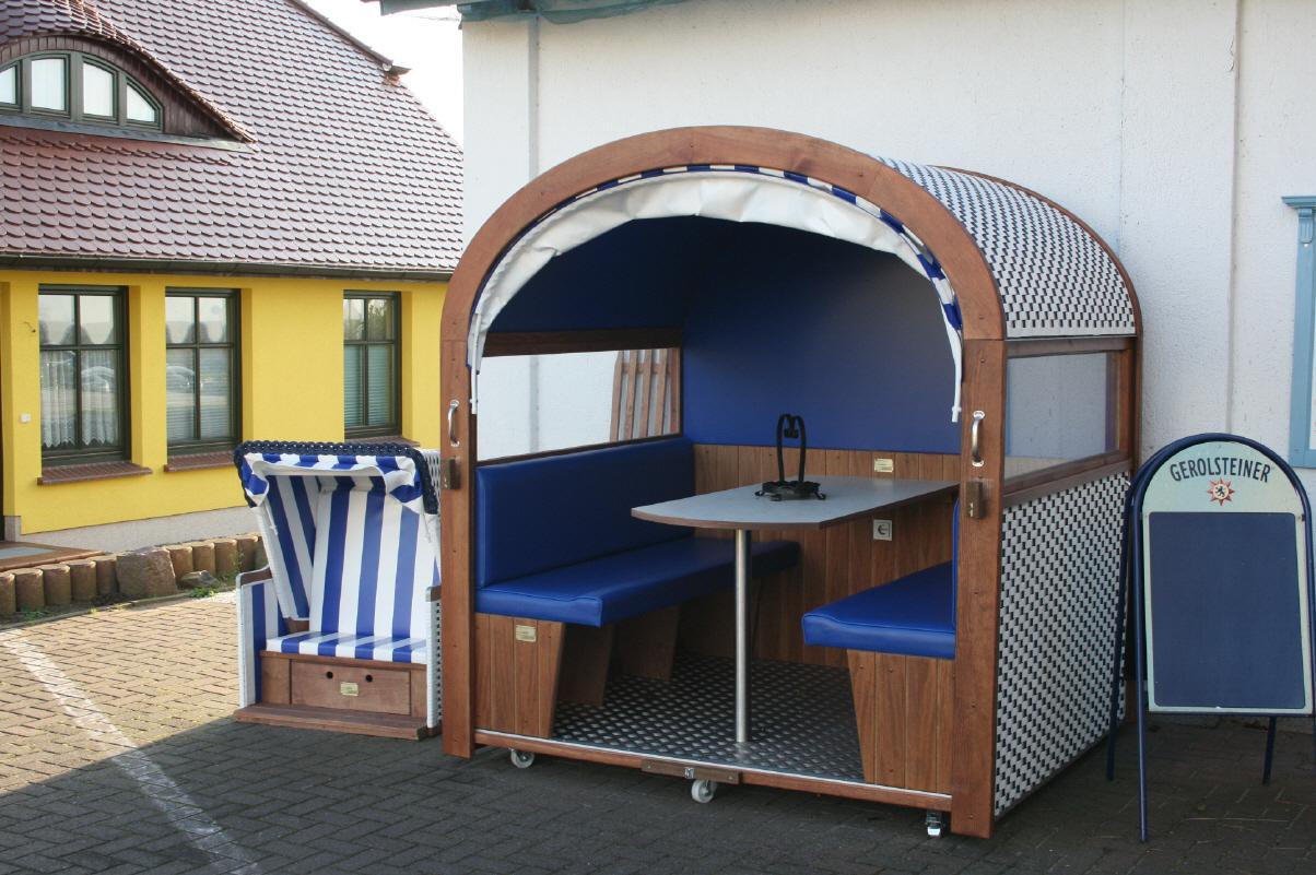 lounge strandkorb